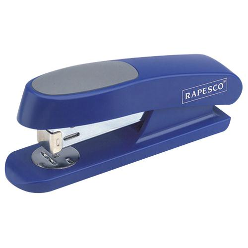 Rapesco Office Stapler Half Strip Blue R72660L3