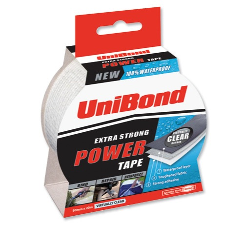 UniBond Silver 50mmx10m Duct Tape