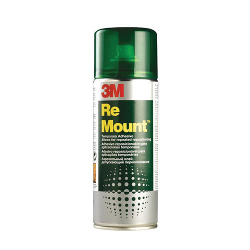 3M ReMount Creative 400ml Adhesive Spray