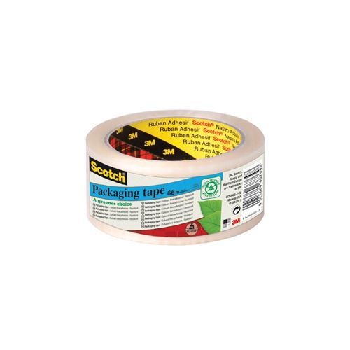 Scotch Packaging Tape 50mm x 66m Transparent GC5066F6-TSP-EU