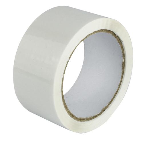 Polypropylene Tape 50mm x 66m White 62050661