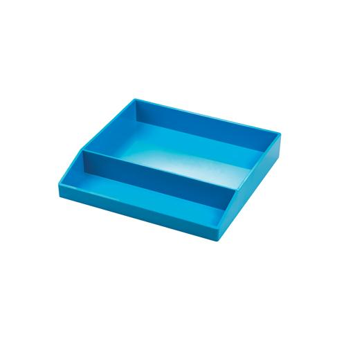 Avery ColorStak Accessories Tray Blue CS202