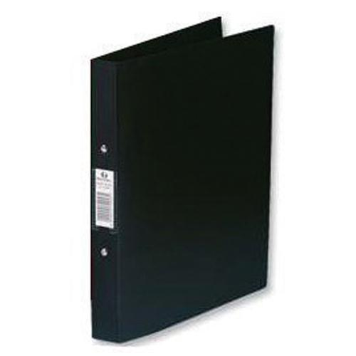 Rexel Budget 2-Ring Binder A4 Black 13422Black