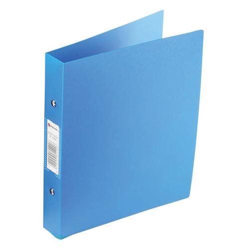 Rexel Budget 2-Ring Binder A4 Blue 13422BU