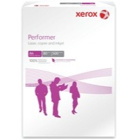 Xerox Performer Printer Paper A3 80gsm White Ream of 500 Sheets (Pack of 1 Ream) Ref 003R90569